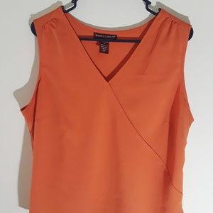 Jessica London tank blouse